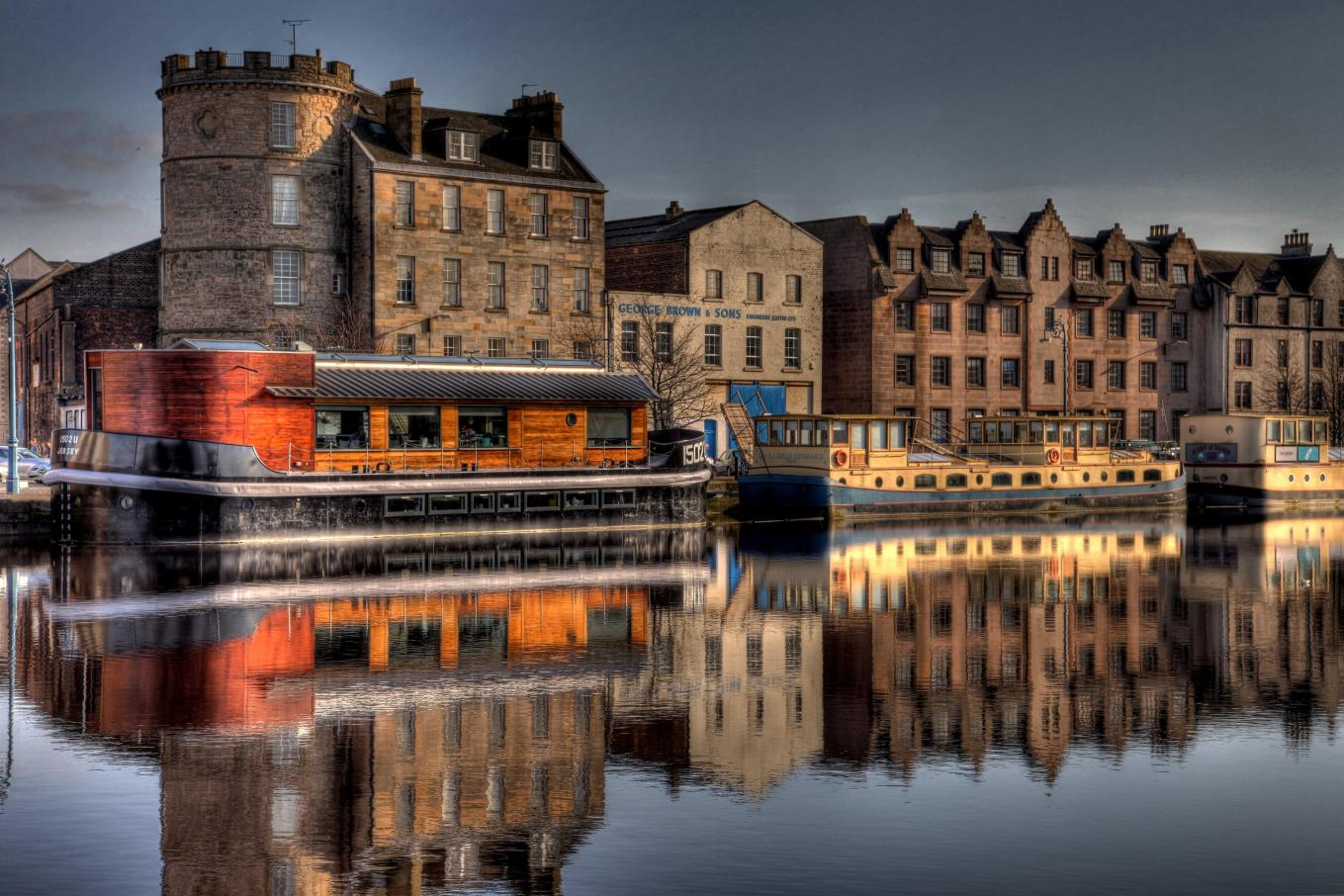 the_shore_leith